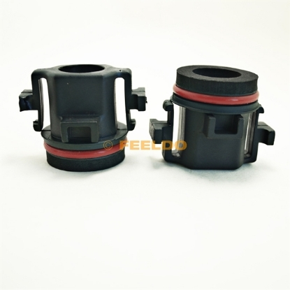 Picture of Car Bulbs Socket Conversion Adapter For BMW E39 5-Series(Type4) H7 HID Xenon Bulb Low Beam Installation