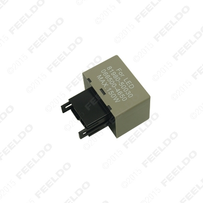 Picture of 1pcs 8-Pin Electronic Flasher Relay For Toyota Lexus LED Bulb