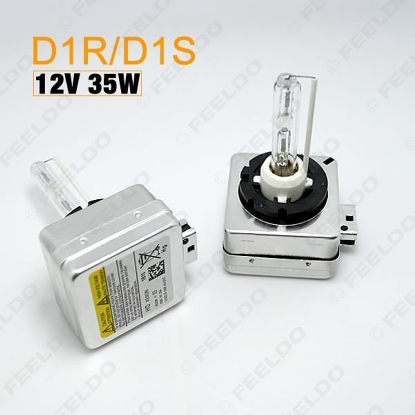 Picture of 1pair HID OEM D1S D1R D1C Headlight Xenon Replacement Bulb for BMW AUDI 4.3k-12k