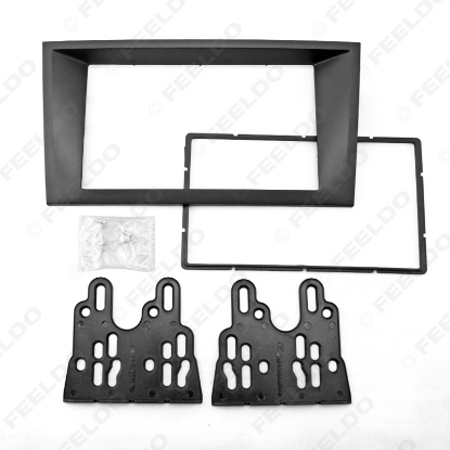 Picture of 1pcs 2DIN Car Refitting Radio Stereo DVD Frame Fascia Dash Panel Installation Kits For Ford Mondeo(2000–2007)