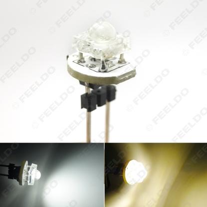 Picture of 1pcs White/Warm White Car Home Boat G4 1.5Watt Spot Bulb LED Light Reading LED Light Cabinet  Intensity Light