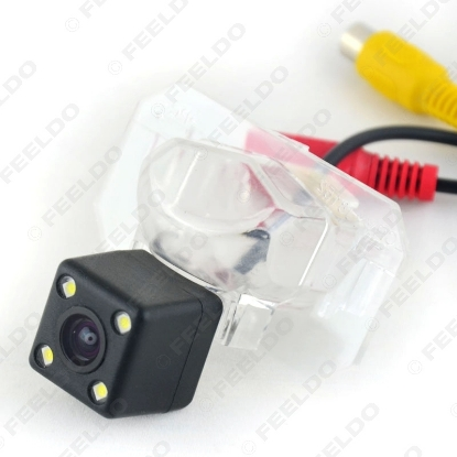 Picture of Car Rear View Camera With LED Light For Honda 2012 CRV/Fit 2008(Hatchback/Sedan)/Crosstour