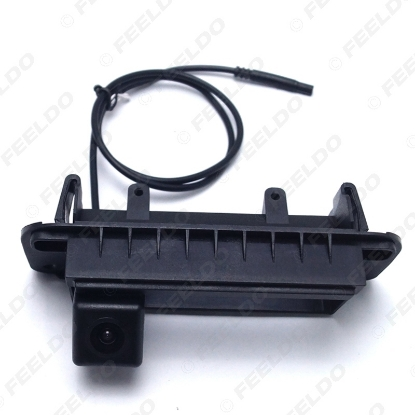 Picture of Car Trunk Handle Backup Rearview Camera for Mercedes-Benz C200 2013/14 Reverse Parking Camera