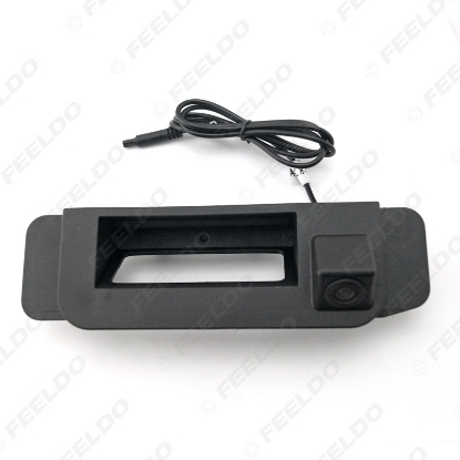 Picture of Car Trunk Handle Backup Rearview Camera for Mercedes Benz W205 C-class 2015 2016 Reverse Camera