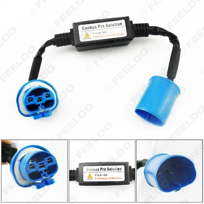 Picture of Car HID Xenon Warning Canceller Error Free Decoder for All 9004 9007 High Low Beam HID Xenon Headlight