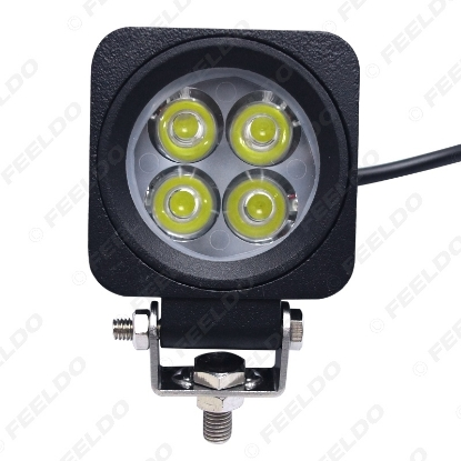 Picture of Car 10W LED Work Light Flood Spot Work Lamp for Motorcycle Driving Offroad Boat Truck Beam DC12V-24V