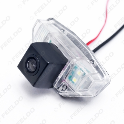 Picture of Car Night Vision Rear View Camera For Honda CRV(07-11)/Odyssey(08-13)/Crosstour(10~15)/Fit(09-14) Backup Camera
