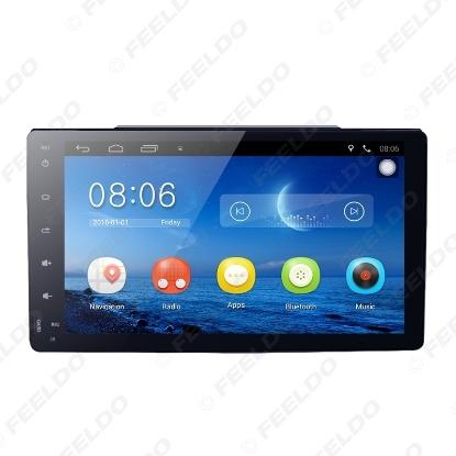 Picture of 9 inch  Android 6.0 Quad Core Car GPS Bluetooth Navi Radio USB Media Player For Toyota Corolla (2017~)/Harrier (2017~)/Fortuner (2017~)/Estima (2017~)/Innova(2017~)/Prius(2017~)