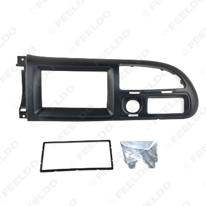 Picture of Car CD Radio Stereo Fascia Panel Frame Adaptor Fitting Kit For Ford Transit(2006~2013)