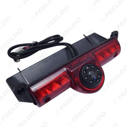 Picture of Car LED Brake Light IR Rear View Reversing/Parking Camera For GM Express Chevy Savana cargo VAN