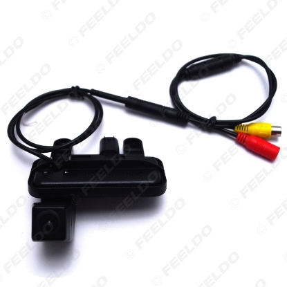 Picture of Car Trunk Handle Backup Rearview Camera for Mercedes-Benz E-Class Reverse Parking Camera