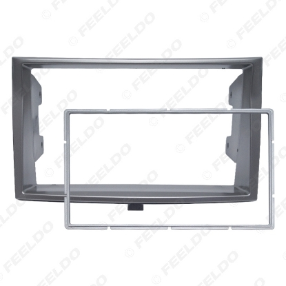 Picture of Car DVD/CD Radio Stereo Fascia Panel Frame Adaptor Fitting Kit For Subaru Legacy(09~13)