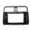 """Picture of Car Audio Stereo 2DIN Fascia Frame Adapter For Toyota Prado 10.1"""" Big Screen DVD Player Dash Fitting Panel Frame Kit"""