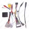 Picture of Car 16Pin Android Stereo Power Wiring Harness With Canbus + USB For Honda XR-V(15-17)/Vezel(15-18)/Jade(13-17)/Fit(14-19)