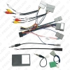 Picture of Car 16Pin Android Stereo Power Wiring Harness With Canbus + USB For Honda Civic 1.5T(16-19)/CRV (17-19)/Breeze(2020+)
