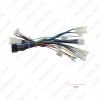 Picture of Car Audio 16pin Wiring Harness Adapter With Canbus For Lexus RX300/Harrier(98-03) Android Stereo Installation