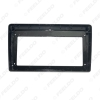 """Picture of Car Audio 2DIN Fascia Frame Adapter For Mitsubishi Outlander 9"""" Big Screen DVD Player Dash Fitting Panel Frame Kit"""