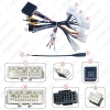 Picture of Car 16pin Audio Wiring Harness With Canbus Box For Toyota Camry RAV4 Highlander Wildlander Stereo Installation Wire Adapter