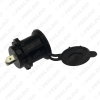 Picture of Car 2.1A/2.1A Dual USB Power Charger Socket Adapter Auto Cigarette Lighter with LED Digital Display Voltmeter