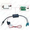 Picture of 12V Car Radio FM/AM Aerial Antenna Signal Booster Amplifier For Audi Volkswagen FAKRA II Connector Booster