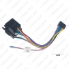 Picture of Car 16pin Audio Wiring Harness For ISUZU D-MAX 16Pin  Aftermarket Stereo Installation Wire Adapter