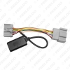 Picture of Car Bluetooth Module AUX-in Audio MP3 Music Adapter For Volvo C S V CX Series Stereo Wire Harness
