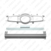 """Picture of Car Audio Fascia Frame Adapter For Chevrolet Captiva 9"""" Big Screen 2DIN Dash Fitting Panel Frame Kit"""