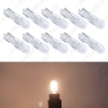 Picture of Warm White Car T5 Wedge 12V 1.2W Halogen Bulb External Halogen Lamp Replacement Dashboard Bulb Light