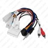 Picture of Car 16pin Audio Wiring Harness For Toyota All Series Aftermarket Stereo Installation AUX Wire Adapter