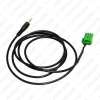 Picture of Car 3.5mm Male Jack AUX-IN Socket Audio Cable For Honda Fit/Jazz Extension CD Radio AUX Wire Adapter