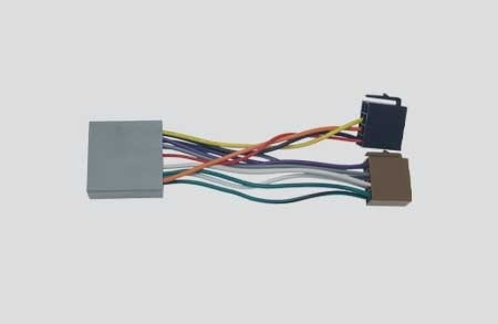 Picture for category ISO Wiring Harness