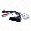 Picture of Car Stereo 16Pin Power Wiring Harness With Canbus Support Original USB For Hyundai Elantra/SantaFe/IX45/K3/Sportage/Sorento