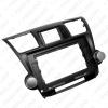 "Picture of Car Audio Fascia Frame Adapter For Toyota Highlander/Kluger 2DIN 10.1"" Big Screen DVD Dash Fitting Panel Frame Kit"