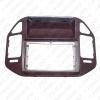 "Picture of Car Audio Radio 2DIN 9"" Big Screen Fascia Frame Adapter For Mitsubishi V73 Pajero Dash Fitting Panel Frame Kit"