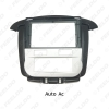 """Picture of Car Stereo 9"""" Big Screen 2Din Dash Fascia Frame Adapter For Toyota Innova Crysta Audio Fitting Panel Frame Kit"""
