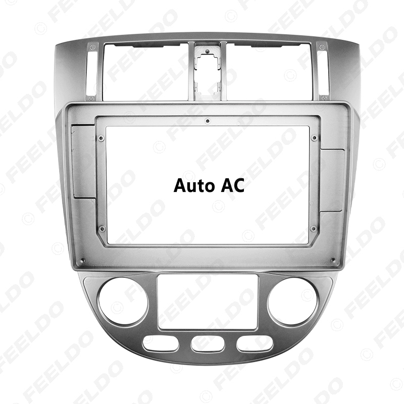 Picture of Car Stereo 2IN Panel Fascia Frame Adapter For Buick Excelle 10.1 Inch Big Screen Dash Fitting Plate Frame Trim Kit
