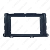 Picture of Car Audio 9 Inch Big Screen Fascia Frame For Toyota Sienna 2011 2Din Stereo Dash Fitting Panel Frame Installation Kit