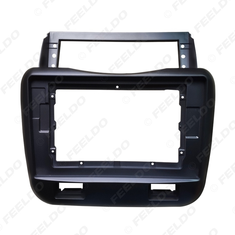 """Picture of Car Audio 10.1"""" Big Screen Fascia Frame For JAC Refine 2011 2Din Stereo Dash Fitting Panel Frame Installation Kit"""