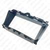"""Picture of Car Stereo 9"""" Big Screen Fascia Frame Adapter For Honda Accord Crosstour 2Din Dash Audio Fitting Panel Frame Kit"""