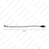 Picture of Car Audio Radio 2.0 USB to 4Pin Socket Cable for Kia KX5 Sorento Sonata Extension Connector Adapter