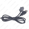 Picture of Car Radio AUX Cable Female Port 2.0 USB Plug Audio Wire Adapter For Honda Civic/Accord/Odyssey Mitsubishi Lancer