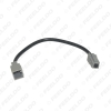 Picture of Car Audio Input Media Data Wire Original Plug Male To Female USB Adapter For Toyota RAV4 EZ Verso Camry Cable