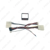 Picture of Car Audio 16PIN DVD Player Power Calbe Adapter With Canbus Box For Renault Clio-4/Captur 16-17 Stereo Plug Wiring Harness