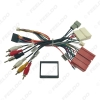 Picture of Car 16pin Android Stereo Wiring Harness Power Calbe Adapter Plug With Canbus For Mazda3/Axela(14-19)/CX-4(16-19)*28pin OEM Stereo