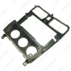 """Picture of Car 2Din Audio Face Plate Fascia Frame For Subaru Forester 04-08 9"""" Big Screen CD/DVD Player Panel Dash Mount Kit"""
