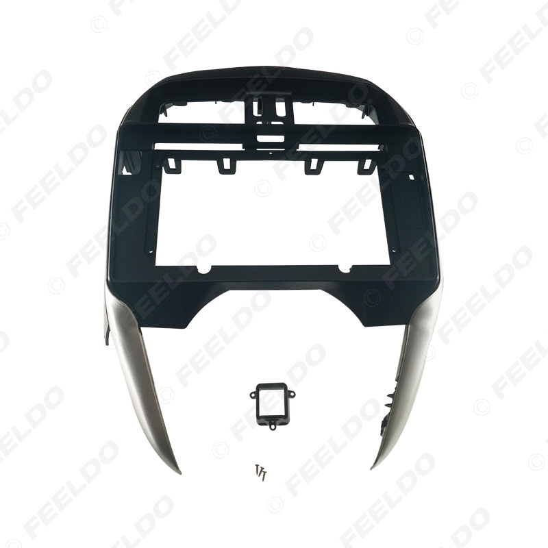 """Picture of Car 2Din Audio Face Plate Fascia Frame For Nissan Sunny 2019 LHD 10.1"""" Big Screen CD/DVD Player Panel Dash Mount Kit"""