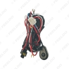 Picture of Car LED HID Light Wiring Harness Cable H11 Headlight Fog Lamp Bulb With Automotive Relay & Switch Connector Adapter