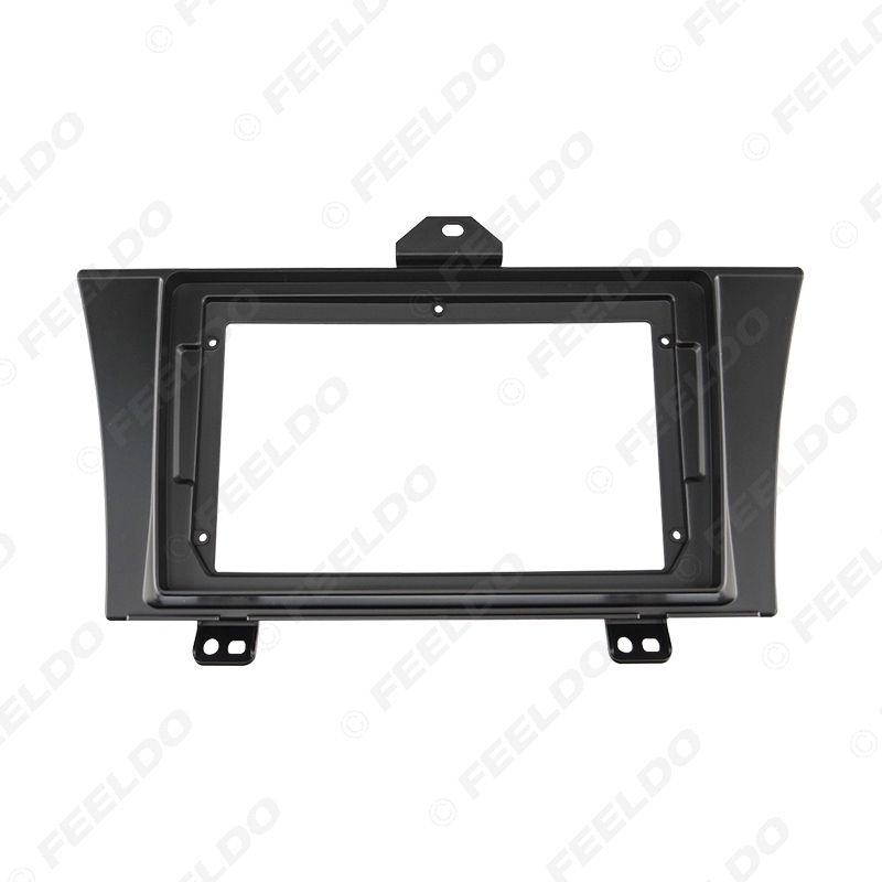 """Picture of Car 2Din Audio Face Plate Fascia Frame For Honda Elysion 12-15 9"""" Big Screen Radio Stereo Panel Dash Mount Refitting Kit"""