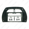 """Picture of Car 2Din Audio Face Plate Fascia Frame For Toyota RAV4 01-05 9"""" Big Screen Radio Stereo Panel Dash Mount Refitting Kit"""