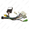 Picture of Car 16pin Audio Wiring Harness With Canbus Box For Isuzu D-Max 2020 Aftermarket Stereo Installation Wire Adapter
